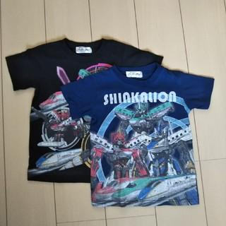 シマムラ(しまむら)のシンカリオン 120 二枚セット(Tシャツ/カットソー)