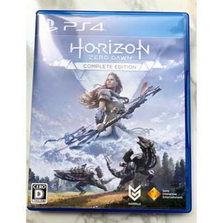 ソニー(SONY)の美品★Horizon Zero Dawn Complete Edition(家庭用ゲームソフト)