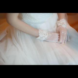 ヴェラウォン(Vera Wang)のウェディンググローブ(手袋)