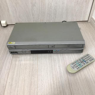 MITSUBISHI DVDプレイヤー&VHSビデオデッキ(DVDプレーヤー)