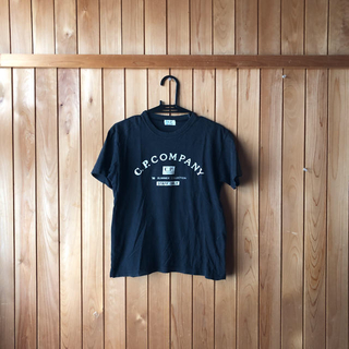 シーピーカンパニー(C.P. Company)のCPカンパニーロゴTシャツ140(Tシャツ/カットソー)