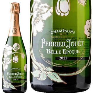 エポック(EPOCH)のペリエ・ジュエ ベルエポック 2011(シャンパン/スパークリングワイン)