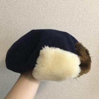 カオリノモリ - 【最終値下げ】カオリノモリ / ベレー帽