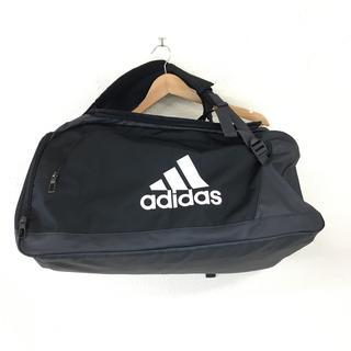 adidas - 美品 アディダス adidas ボストンバッグ ブラック