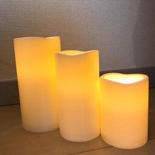 イケア(IKEA)の※限定値下げ※ LEDキャンドル(電池付き)(その他)