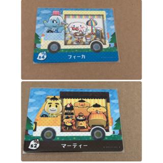 ニンテンドー3DS(ニンテンドー3DS)のるるぅ様専用 どうぶつの森 amiibo 2枚(その他)