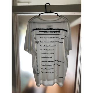 エムエムシックス(MM6)のMM6 ロゴプリント ビッグTシャツ(Tシャツ/カットソー(半袖/袖なし))