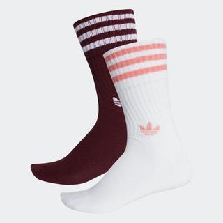 アディダス(adidas)の新品★アディダスオリジナルス★24~26cm★2枚組ソックス★靴下★トレフォイル(ソックス)