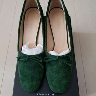 SOLD OUT【未使用】♡ADAM ET ROPE(ハイヒール/パンプス)