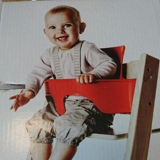 ストッケ(Stokke)のSTOKKE baby set ペールピンク(収納/チェスト)