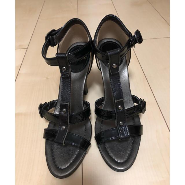 BARCLAY(バークレー)の値下げ☆【BARCLAY】バークレーストラップサンダル レディースの靴/シューズ(サンダル)の商品写真