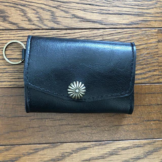 nano・universe(ナノユニバース)のナノユニバース コインケース メンズのファッション小物(コインケース/小銭入れ)の商品写真