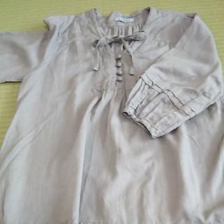 綿ブラウス(シャツ/ブラウス(長袖/七分))