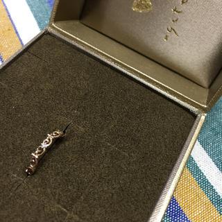 アガット(agete)のagete K10 ダイヤモンドリング(リング(指輪))