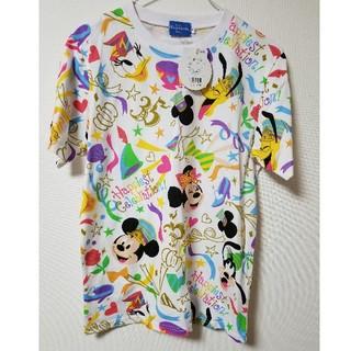 デイジー(Daisy)のディズニーランド☆35周年総柄Tシャツ(Tシャツ/カットソー(半袖/袖なし))