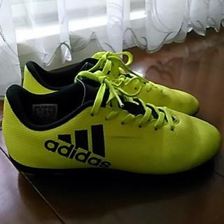 アディダス(adidas)のアディダス サッカー スパイク 20センチ(シューズ)