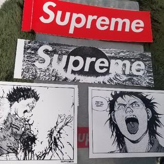シュプリーム(Supreme)のsupreme akira ステッカー(ステッカー(シール))