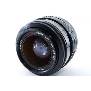 KONICA MINOLTA - Minolta ミノルタ AF Zoom 35-70mm f/4ズームレンズ