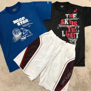 アシックス(asics)のバスケ Tシャツ&パスパン(バスケットボール)
