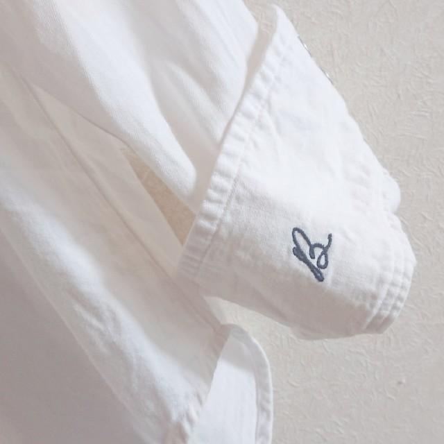 MADISONBLUE(マディソンブルー)の美青さま マディソンブルー 白シャツ レディースのトップス(シャツ/ブラウス(長袖/七分))の商品写真