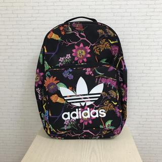アディダス(adidas)の✨adidas✨リュック バックパック花柄 CLASSIC BACKPACK⑤(リュック/バックパック)