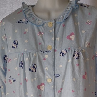 エドウィン(EDWIN)のEDWIN 初夏~夏 7分袖7分丈パンツ Mサイズおしゃれパジャマ&ルームウェア(パジャマ)