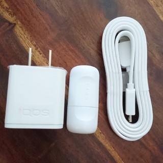 アイコス(IQOS)のIQOS クリーナー 充電器 コード 未処理 新品(タバコグッズ)