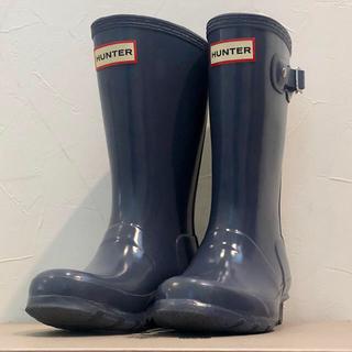 ハンター(HUNTER)のHUNTERキッズブーツ20cm(長靴/レインシューズ)
