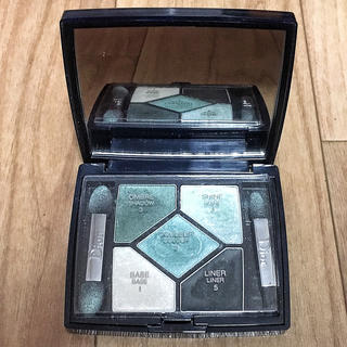 クリスチャンディオール(Christian Dior)のお値下げ Dior サンククルール デザイナー 5 アイシャドウ(アイシャドウ)