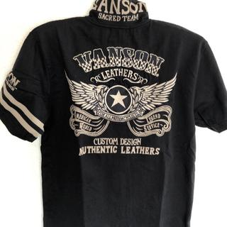 バンソン(VANSON)のVANSONポロシャツ(ポロシャツ)
