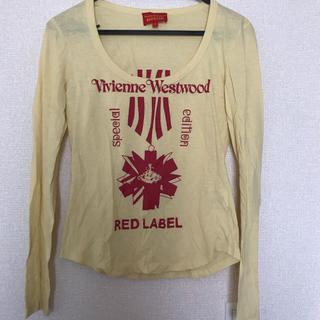 ヴィヴィアンウエストウッド(Vivienne Westwood)のVivienne Westwood カットソー ヴィヴィアンウエストウッド(カットソー(長袖/七分))
