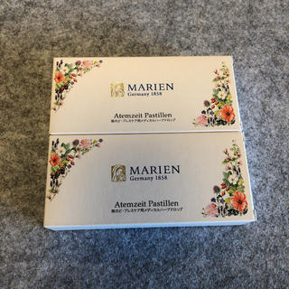 生活の木 - ✳︎新品✳︎ マリエン薬局 メディカルハーブドロップ 2箱 のど飴