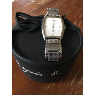 アニエスベー(agnes b.)のアニエス 腕時計 レモネード様専用(腕時計)