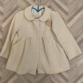 4ae2ec57a0b1a ザラキッズ(ZARA KIDS)の新品zara baby コート98サイズ(コート)