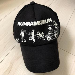 Bump of chicken run rabbit run キャップ(ミュージシャン)