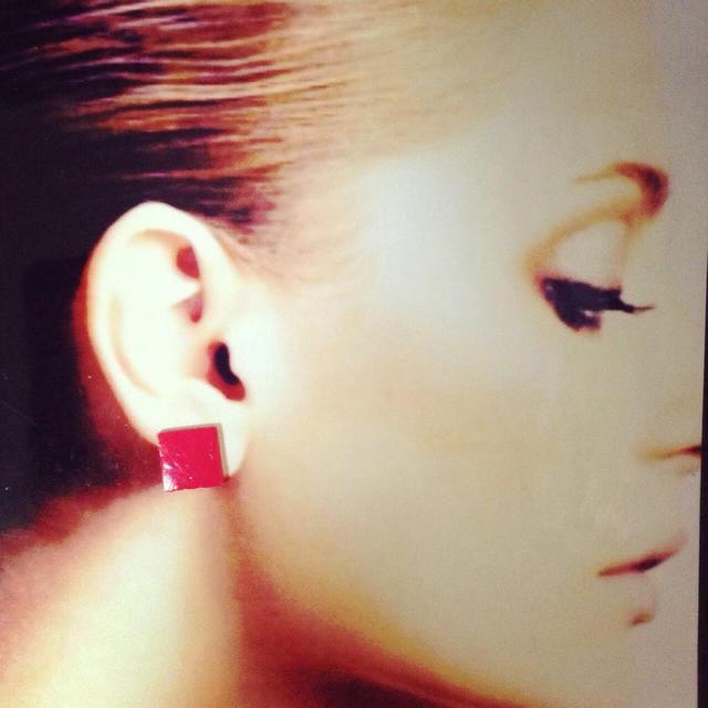 ファッションピンクの夏ピアス♡イヤリング レディースのアクセサリー(イヤリング)の商品写真