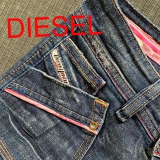 ディーゼル(DIESEL)の【美品】DIESEL サイズ8(130cm) デニム ディーゼル(パンツ/スパッツ)