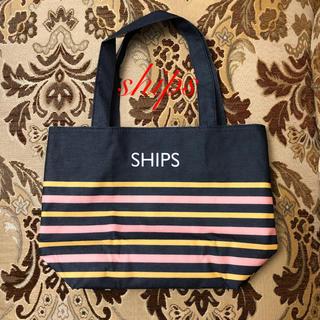 シップス(SHIPS)の未使用 シップス  リバーシブル マルチボーダー トートバッグ(トートバッグ)