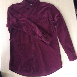 ユニクロ(UNIQLO)のユニクロ/コーデュロイシャツ(シャツ)