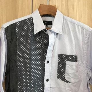 メイルアンドコー(MALE&Co.)のMALE&Co ワイシャツ M スリムフィット(シャツ)