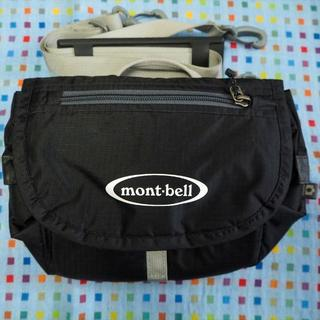 mont bell - ライト フォトショルダーバッグ XS ブラック