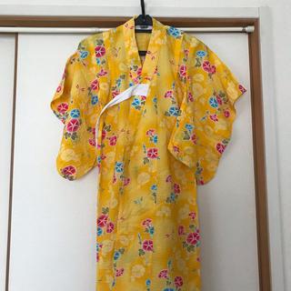 ニシマツヤ(西松屋)の浴衣(甚平/浴衣)