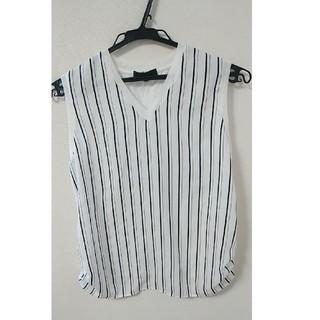 アイシービー(ICB)のiCB ストライプシャツ(Tシャツ(半袖/袖なし))