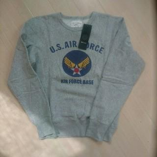 バズリクソンズ(Buzz Rickson's)の新品 HOUSTON U.S.AIR FORCE【タグ付】ヒューストン(スウェット)