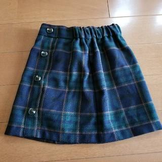 ジーユー(GU)のGU スカート 120cm(スカート)