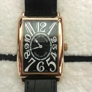 フランクミュラー(FRANCK MULLER)のフランクミュラーロングアイランド風(腕時計)