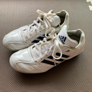 adidas - adidas  野球スパイク  ジュニア  22cm  ソフトボール