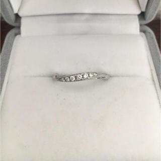ポンテヴェキオ(PonteVecchio)のポンテヴェキオ ダイヤモンド ブリーザ リング Pt999 3.5g(リング(指輪))