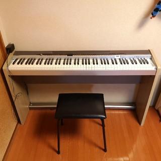 カシオ(CASIO)の【中古】カシオ 電子ピアノPrivia PX-200(電子ピアノ)