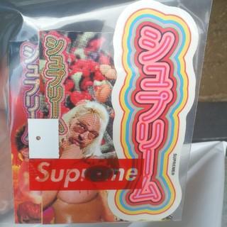 シュプリーム(Supreme)のSupreme sticker ステッカー シール week10 セキンタニ(ステッカー)